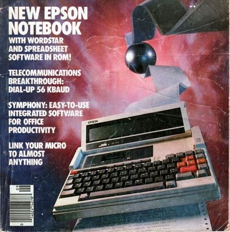 Epson Notebook