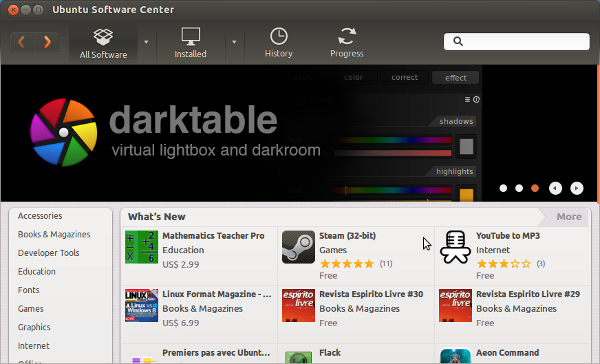 Installing the Ubuntu Linux Steam gaming client basics