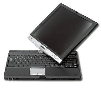 Toshiba Portégé 3500, 2002