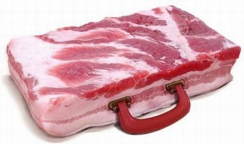 Bacon laptop case