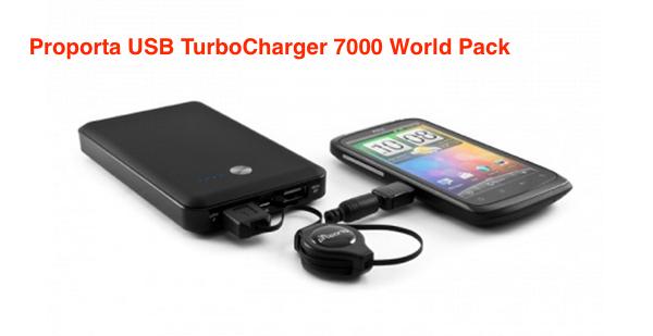 Proporta USB TurboCharger