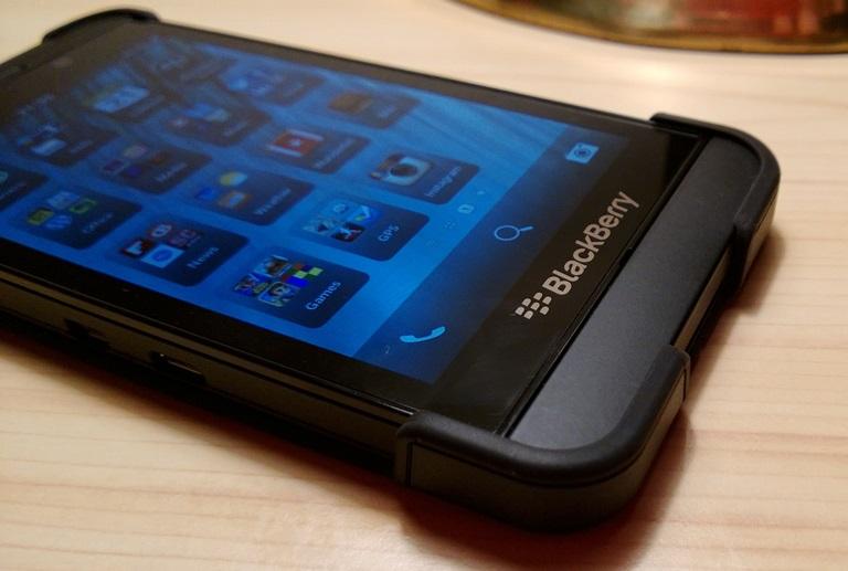 BlackBerry Z10 Transform Hard Shell