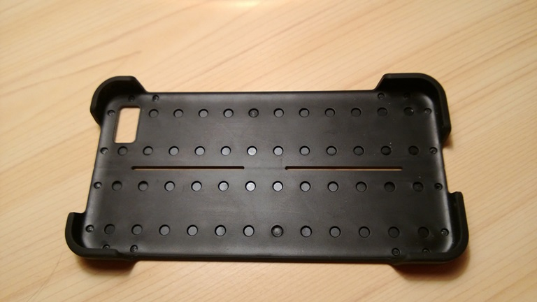 Inner silicone of the Hard Shell