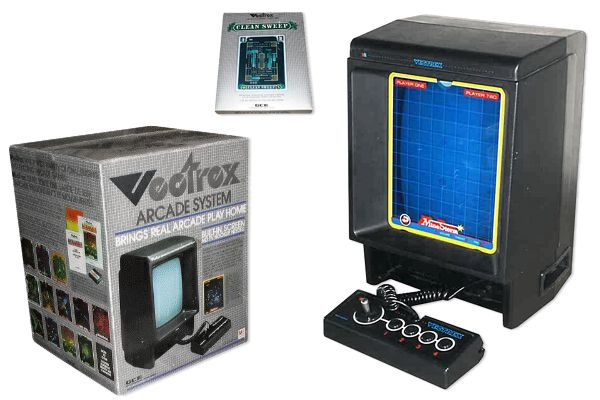 Vectrex game console