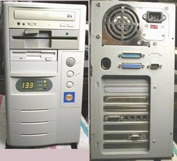 486 IBM Compatible PC
