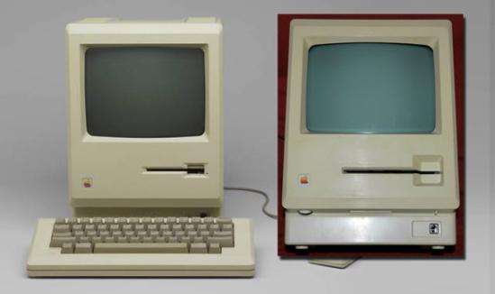 Prototype Apple Macintosh