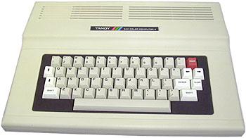 Tandy Color Computer 2