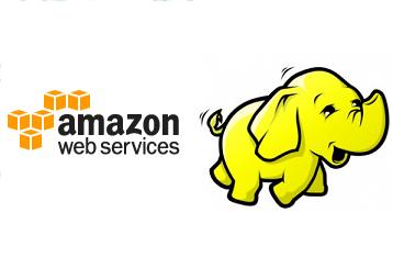 Hadoop on Amazon's Cloud