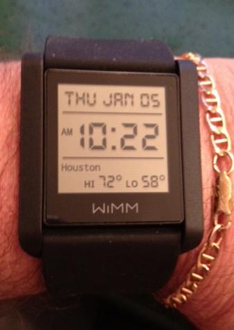 2011 Wimm Watch