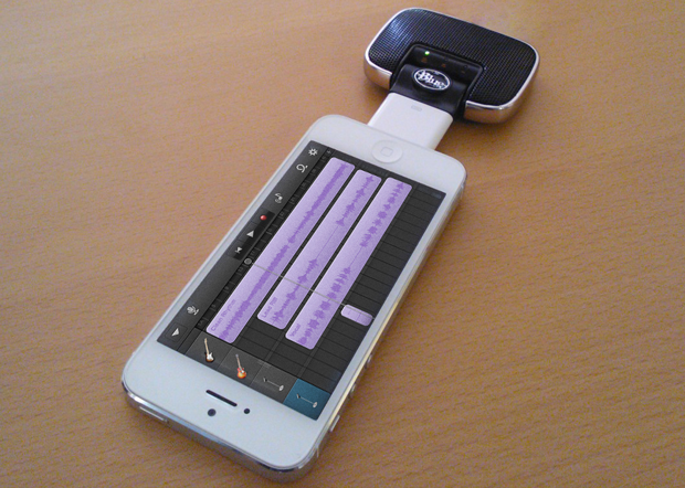 Mikey Digital microphone for iPhone and iPad - $99