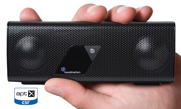 FoxL v2 Bluetooth speaker with apt-X - $199.99