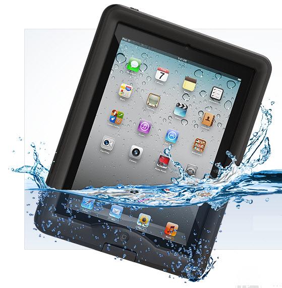 LifeProof Nüüd iPad case