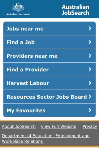 Australian JobSearch