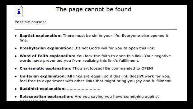 Bringing religion into the equation?