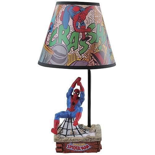 Spider-Man lamp