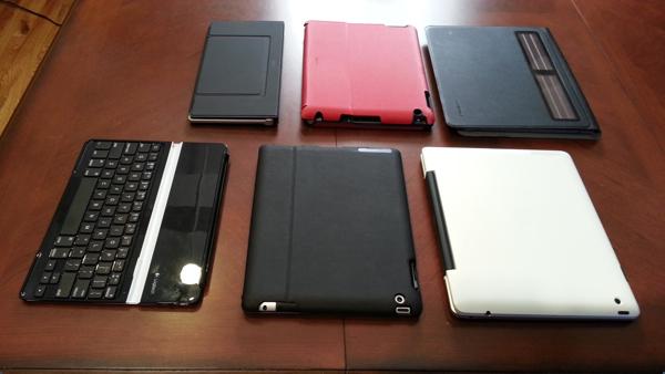 9 good keyboards for the iPad (March 2013), including bonus iPad mini model