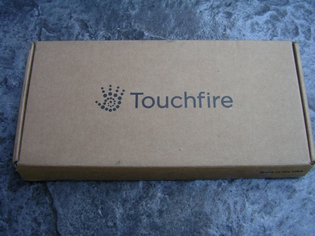 Touchfire retail package