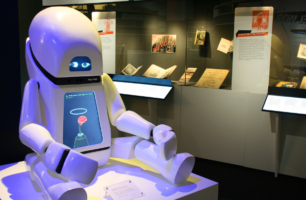British Library Out of This World exhibition