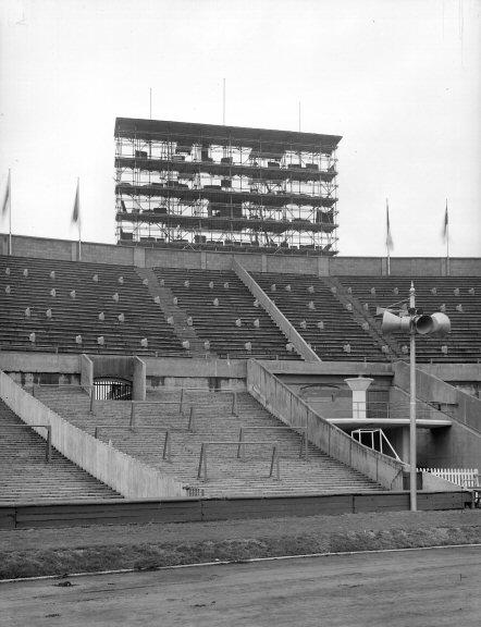 Wembley Stadium, home of 1948 Summer Olympics