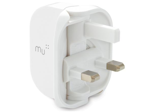 The Mu plug open