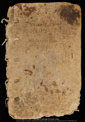 Cambridge University Library publishes Isaac Newton's writings online