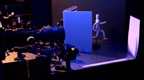 """A prototype camera system can """"see around corners"""""""