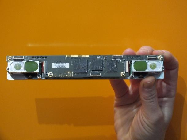Tobii eye-tracking hardware