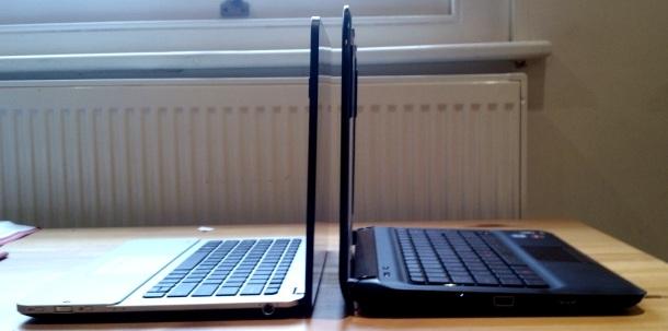 HP Envy Spectre vs Dm4 Beats Audio
