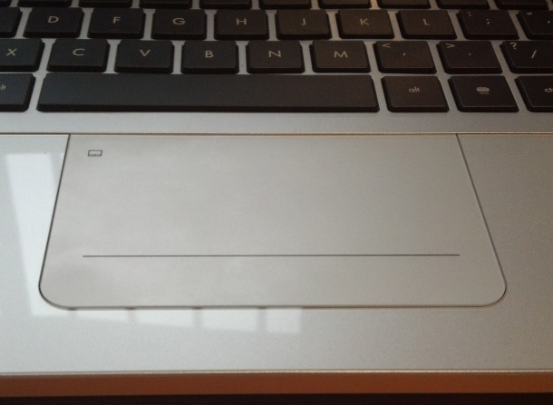 HP Spectre touchpad/trackpad