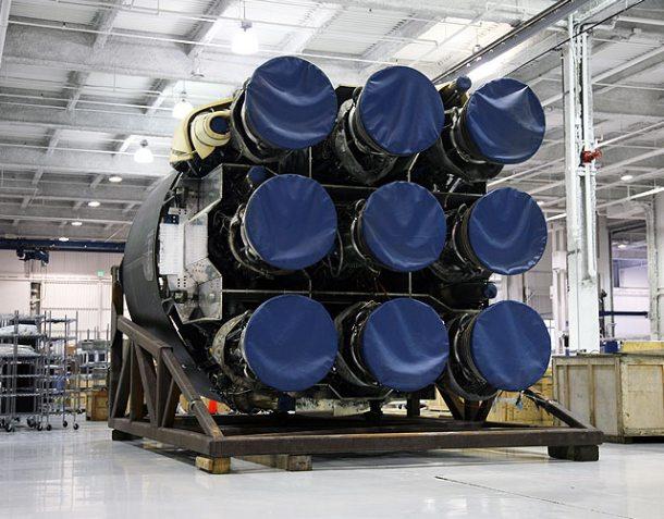 Nine engines