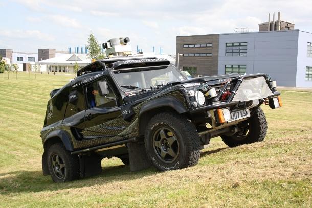 Oxford University Robot Car