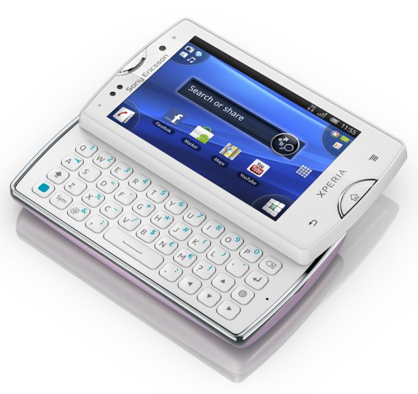 Sony Ericsson Xperia mobile phone