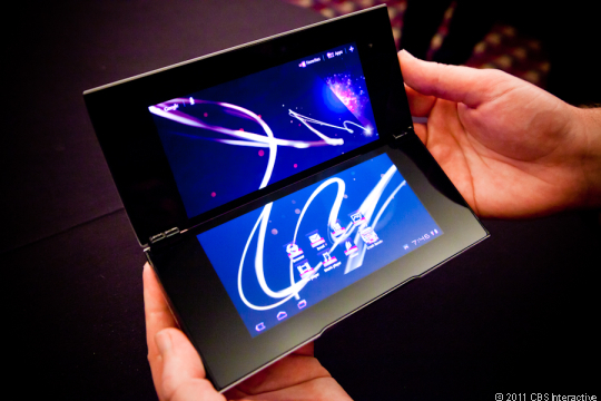 Sony S1 and S2 tablet