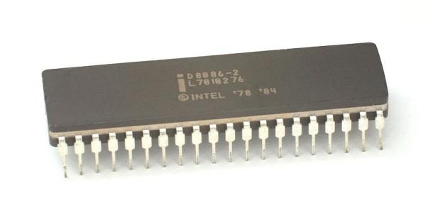 Intel's 16-bit 8086 chip