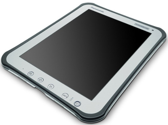Panasonic Toughbook tablet rugged