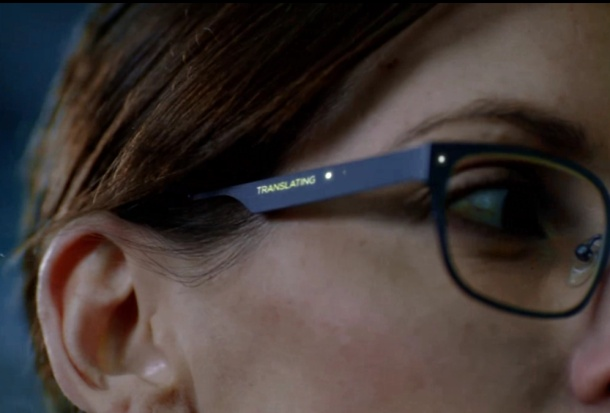 Translator Glasses Microsoft
