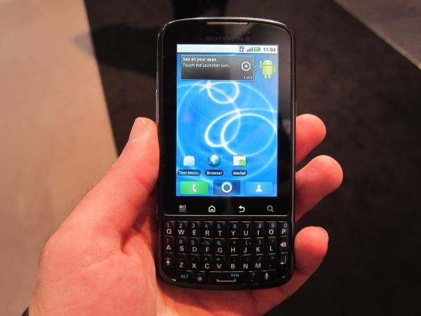 Motorola Pro handset