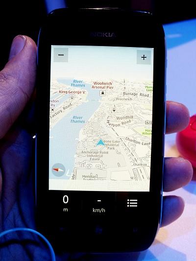 Nokia Lumia 710 Nokia Drive