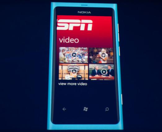 Nokia's Lumia 710 accessory play