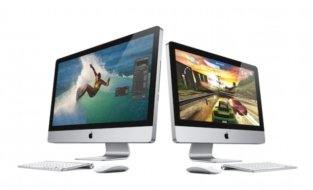 Apple iMac May 2011 21.5-inch and 27-inch