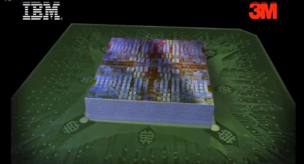 IBM 3M stacking