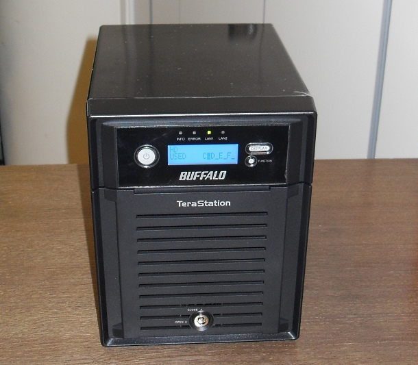 A new Windows Storage Server appliance