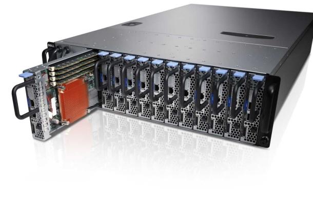 Dell PowerEdge C5125 12-sled