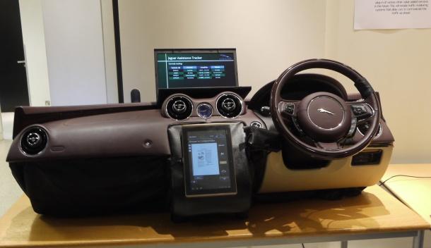 IBM Extreme Blue Smarter Vehicle