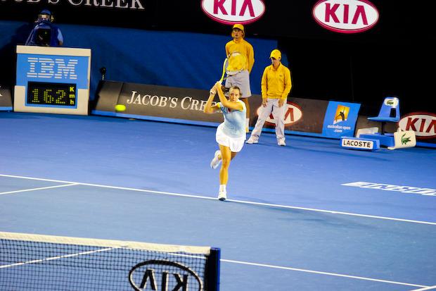 Australian Open tech