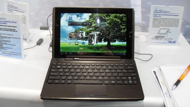 Asus Eee Pad Transformer tablet