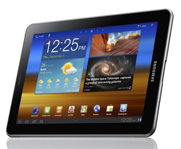 Samsung Galaxy Tab 7.7 launch