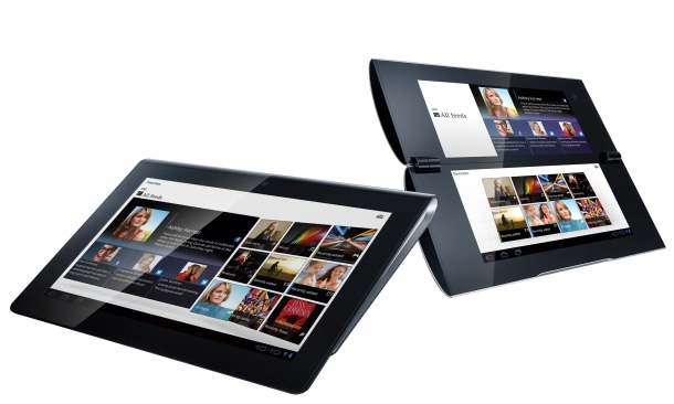 Sony S1 and S2 tablets