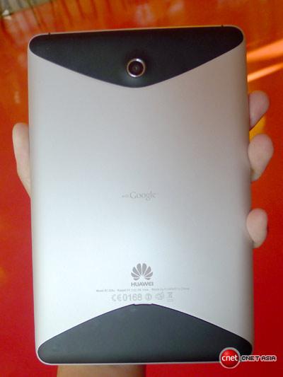 Huawei MediaPad cameras