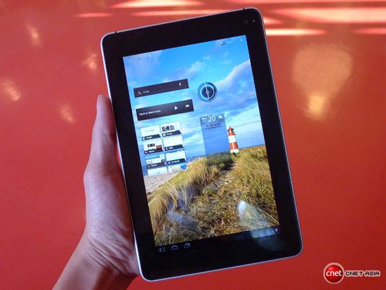 Huawei MediaPad  build quality